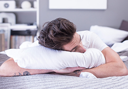 Healthiest sleep position - pros and cons of stomach sleeping