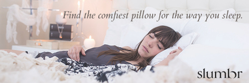 Slumbr - the comfiest pillows