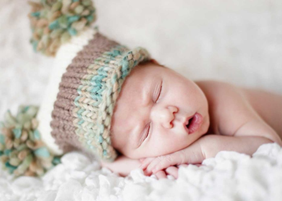 5 easy tips to help your baby sleep through the night