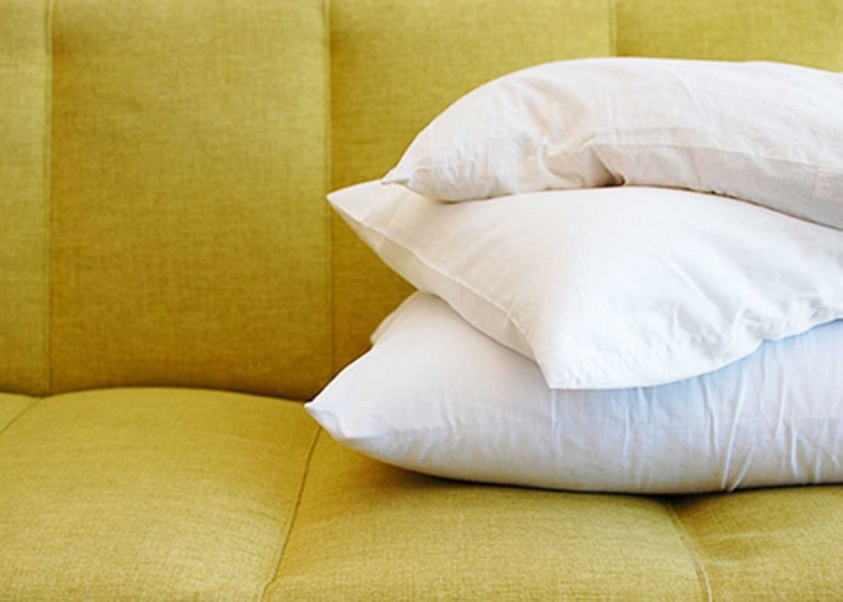 Rotating your pillows from night to night for comfier bedtimes