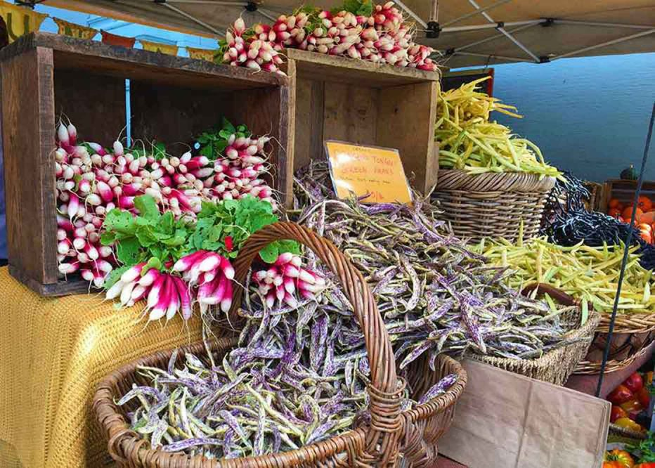 The Full Guide to Bay Area + San Francisco Farmers Markets