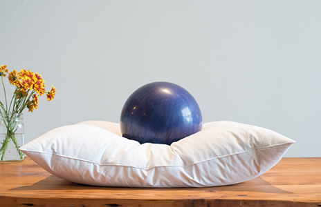 Thin pillows - Virgo Slim + Soft Down Pillow